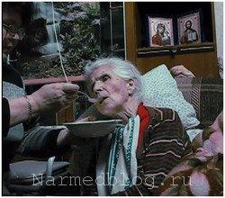 Как кормить больного болезнью Альцгеймера