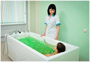 Залмановские ванны в домашних условиях