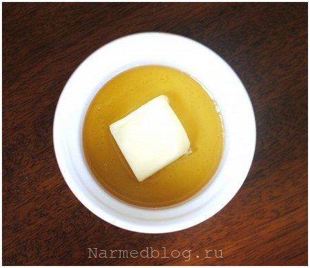 Мед и сливочное масло от язвы желудка
