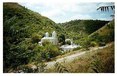 Святотроицкий монастырь Сахарна