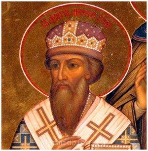 Митрополит киевский святой Фотий