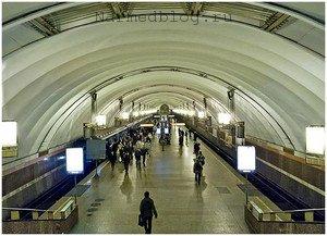Фобия в метро