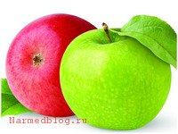 Компот из яблока
