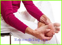 артрит подагрический