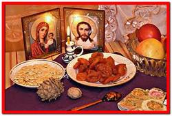 Православный пост 2013