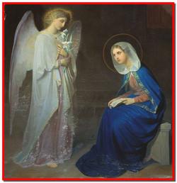 Благовещение Пресвятой Богородицы 2014. Великий правславный праздник