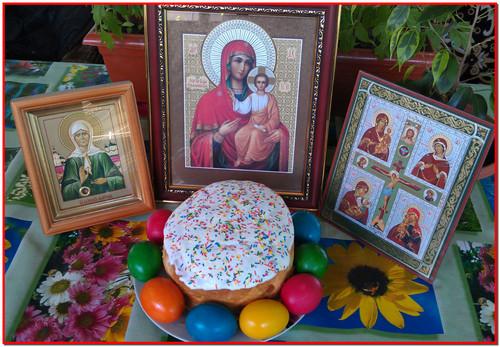 Праздник Пасхи в 2014 году. Воскресение Иисуса Христа