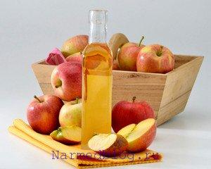 Яблочный уксус против артрита